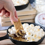 Cookie Dough S'mores Dip