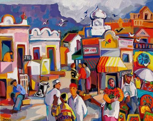 Isabel le Roux Cape Street