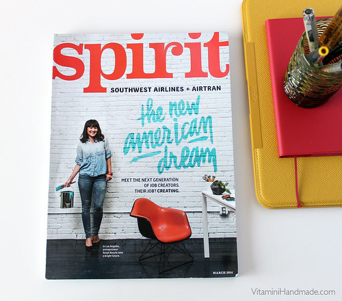 Spirit Magazine - The American Dream