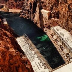 miniature Hoover Dam