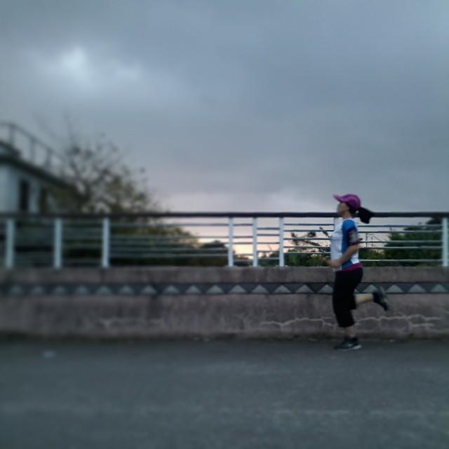 20140330   #有跑步沒在怕的  #喜歡自己拍自己