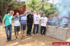 Boi no Rolete em Guaçuí