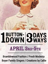 1 Button Down | 3 Days| 3 Ways