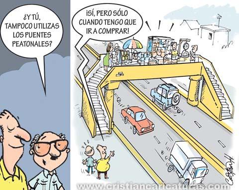 Mercados peatonales