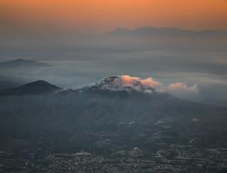 Summer Dawn over Cyprus
