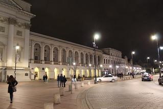 Image of Old Town. krakowskieprzedmieście warsaw poland warszawa buildings architecture old town canon 1300