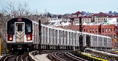MTA New York City Subway Kawasaki R188 #7501
