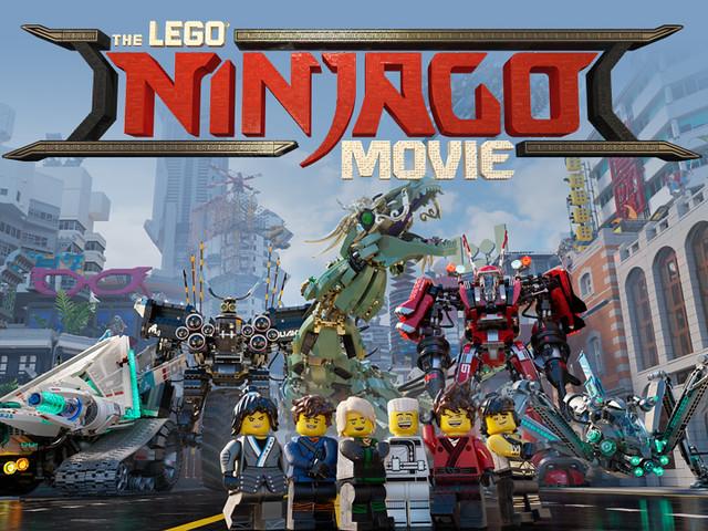 Pierwsze zdjęcia letnich zestawów Lego Ninjago 2