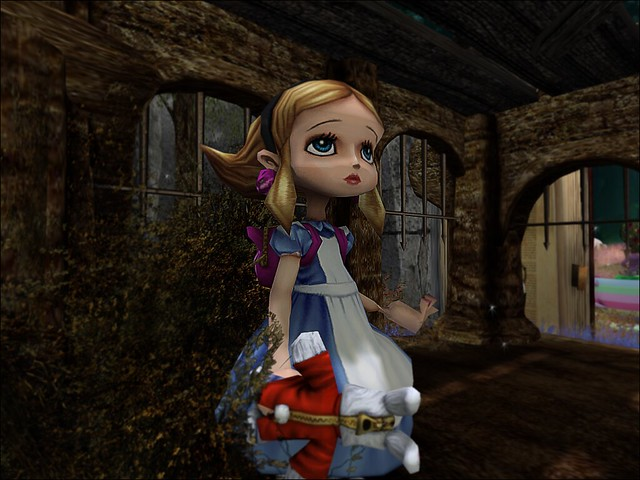 Through the Rabbit Hole - The Uneasiness of Alice