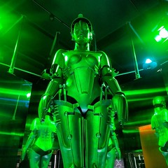 Maschinenmensch. Metropolis. #robotics #robot #sciencemusem