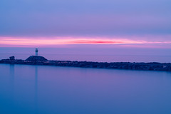lake ontario lighthouse d3300 sunset nikon pier
