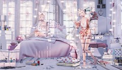 LOTD #679/680: Pajama Party!