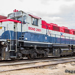 DGNO 2001   NRE 3GS21C   DGNO Mercer Yard