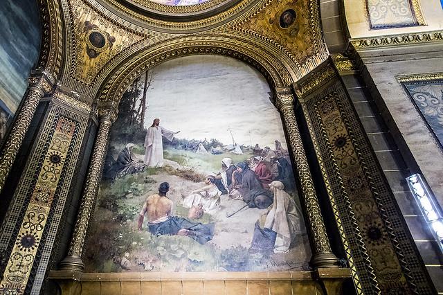 Real Basílica de San Francisco el Grande, Capilla del Sagrario