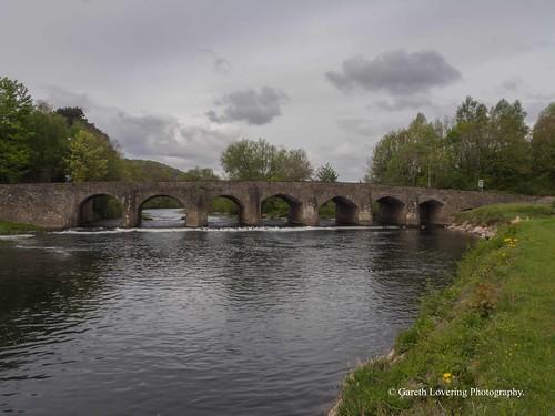 Llanfoist bridge Abergavenny 2017 04 27 #11 (Gareth Lovering Photography 3,000,594 views.)