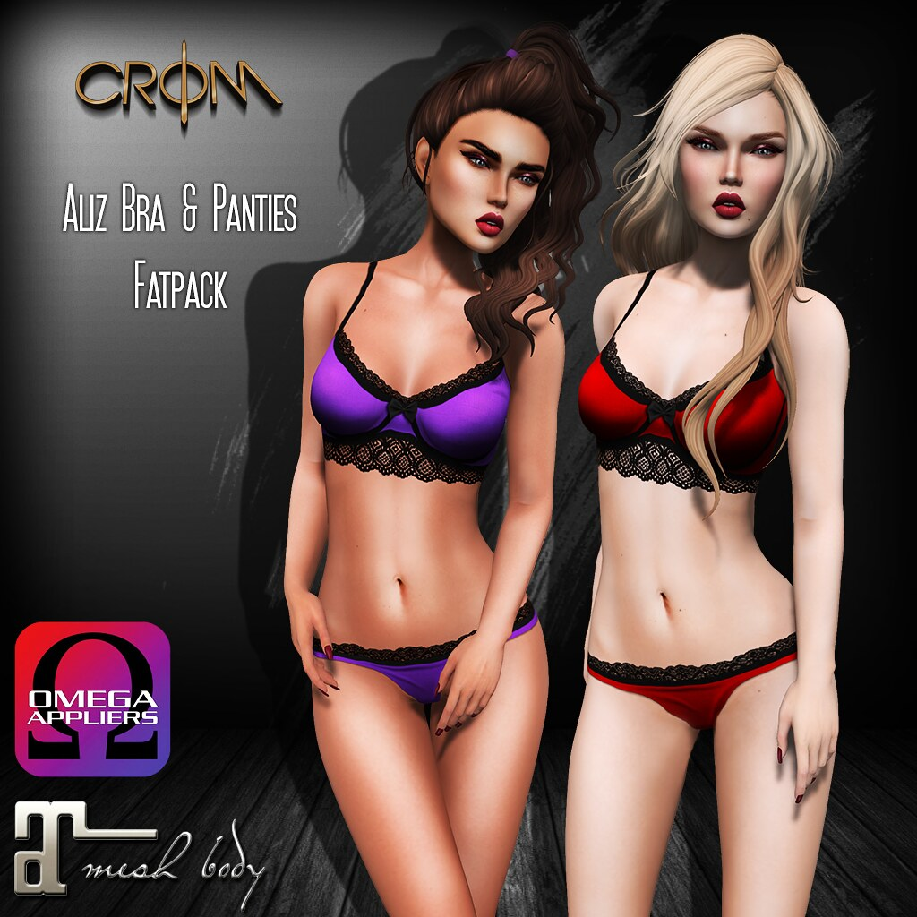 -CroM- Aliz – Maitreya and Omega appliers – Fatpack