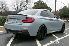 BMW 2 Series with 19in Savini BM12 Wheels and Toyo Proxes 4 Plus Tires
