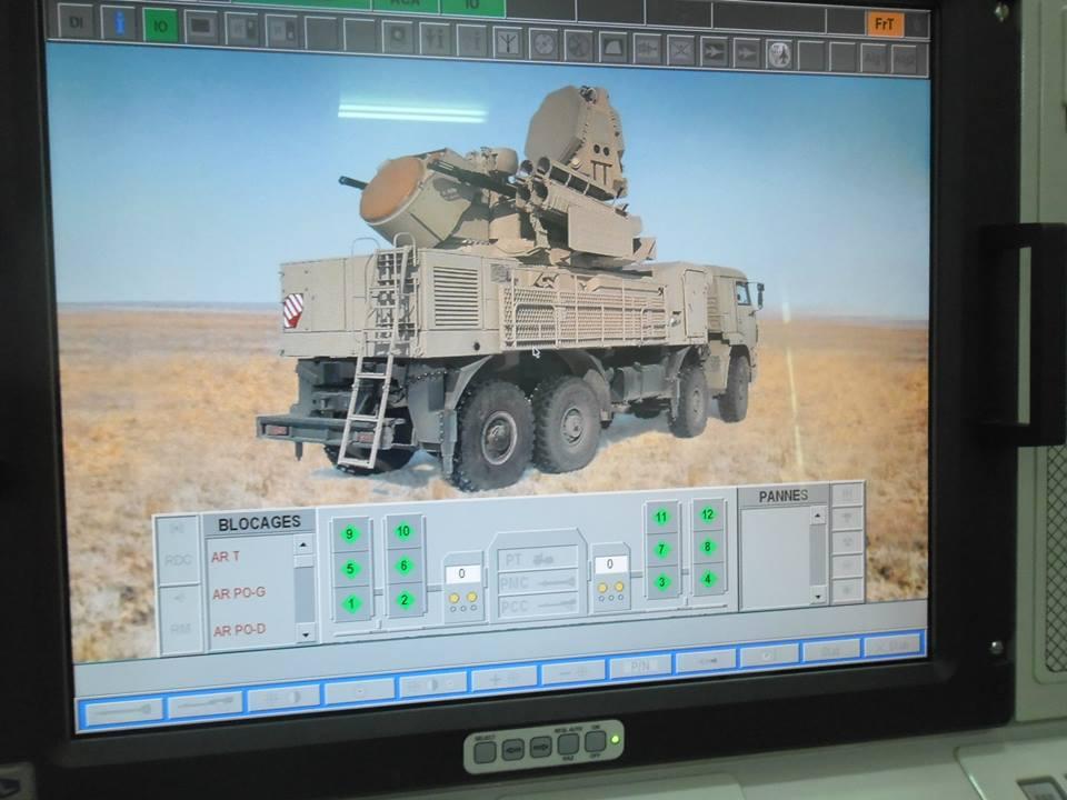 القوات البرية الجزائرية [ Pantsyr-S1 / SA-22 Greyhound ]   33717014690_4de0d3a674_o
