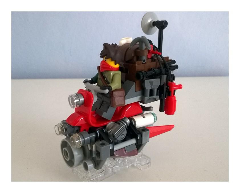 FA-Nutter (custom built Lego model)