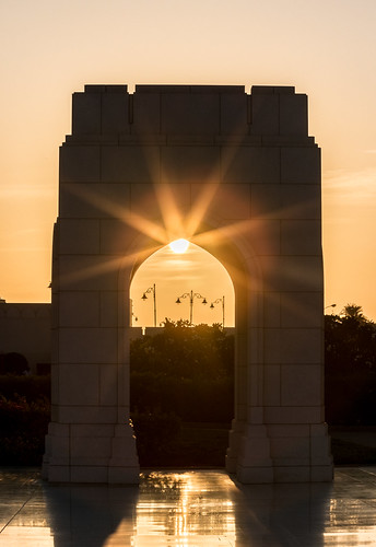 oman muscat maskat sunset gate opera sunstar