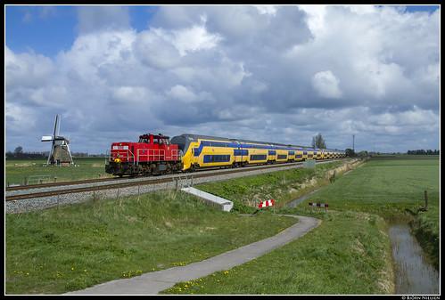 DB Cargo 6416, Visvliet