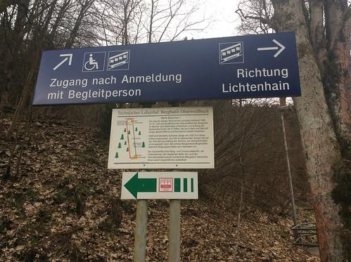 RAIL - GERMANY - OBSTFELDERSCHMIEDE