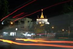 Golden Mount in Thailand