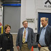 Rep. Livvy Floren tours the XL Center on Friday, April 21, 2017 along with fellow members of the Bonding Subcommittee. Rep. Floren is the Ranking Member of the Subcommittee.