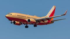 Southwest Airlines N711HK pmb22-8921
