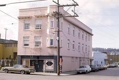 Bowling alley on Ballard Avenue, circa 1975
