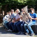 Musikreise 2013 (Tessin, Graubünden)