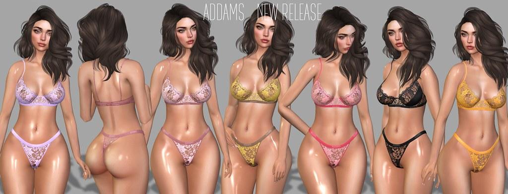ADDMAS @ NEW RELEASE ♥ - SecondLifeHub.com