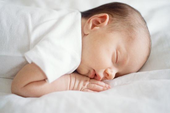 Newborn film photo shoot