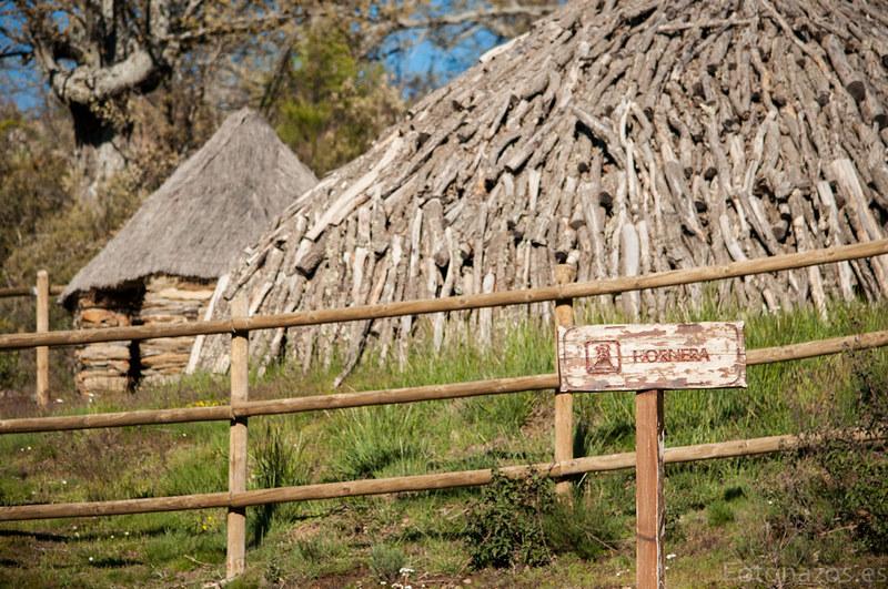 El pueblo de la Hiruela
