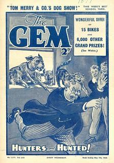 The Gem 1577 [May 7th, 1938]