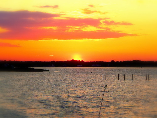 sunset jerseyshore shrewsburyriver mygearandme vigilantphotographersunite vpu2