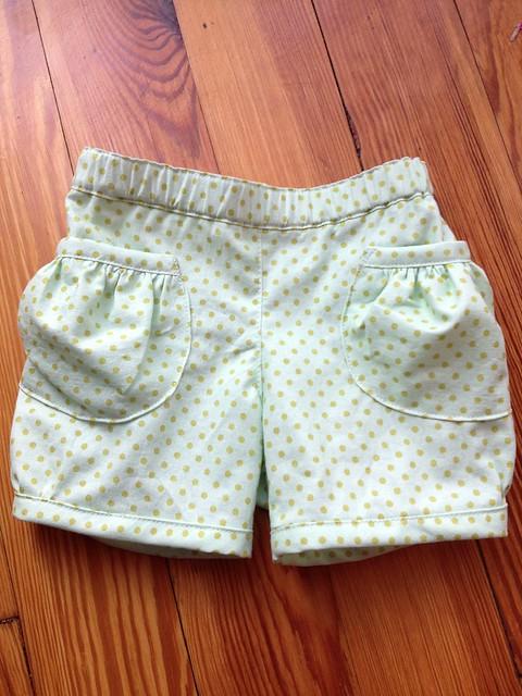 Jill's shorts