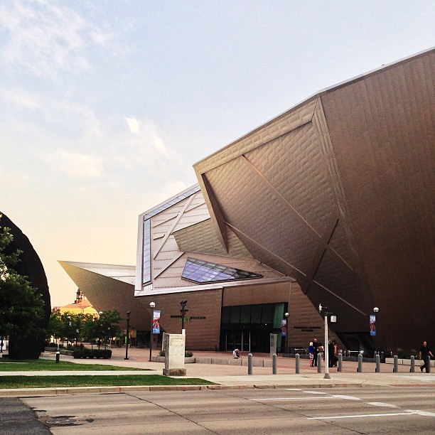 Denver Art Museum: Denver Art Museum Expansion By Studio Libeskind (2006