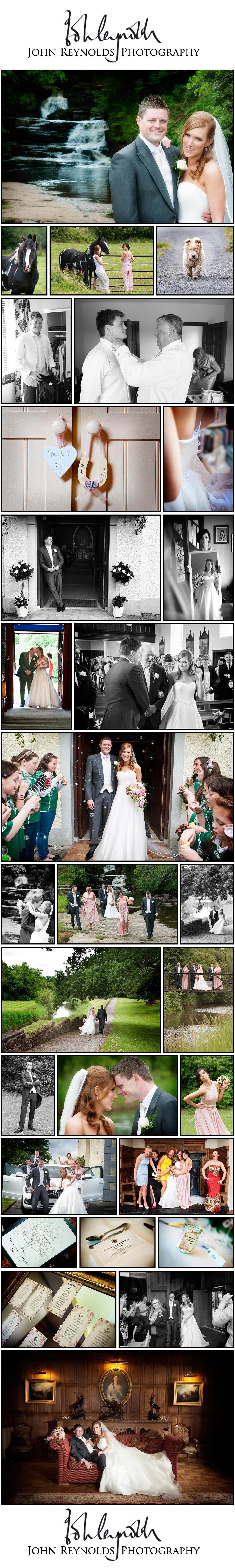 Louise & Domo Blog Collage