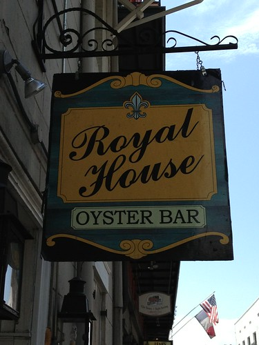 Royal House Oyster Bar