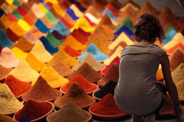 Colours Everywhere - Biennale Venezia