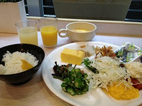 アクティブ!広島の朝食 by haruhiko_iyota