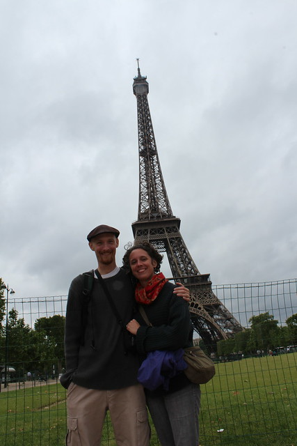 Reids and the Eiffel Tower