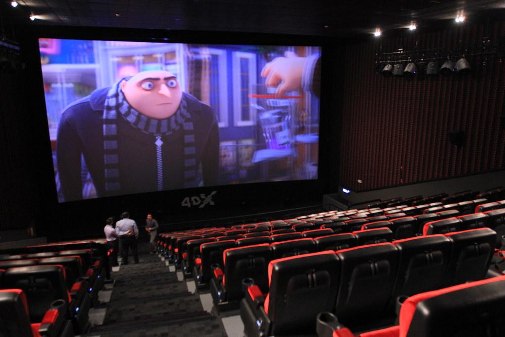 Colombia salas de cine page 6 skyscrapercity for Sala 4d cinepolis