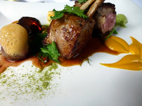 Assiette of Lamb @ The Mustard Seed