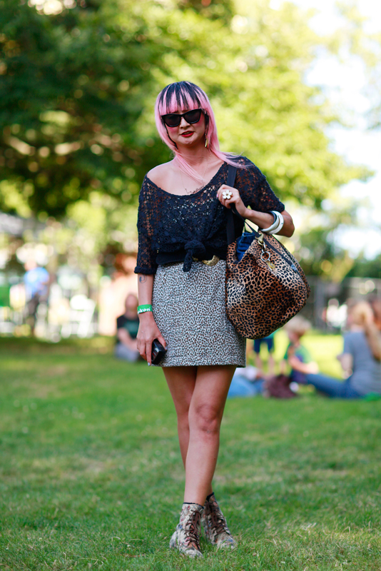 ringo_bb Burger Boogaloo, Mosswood Park, Quick Shots, street fashion, street style, women,