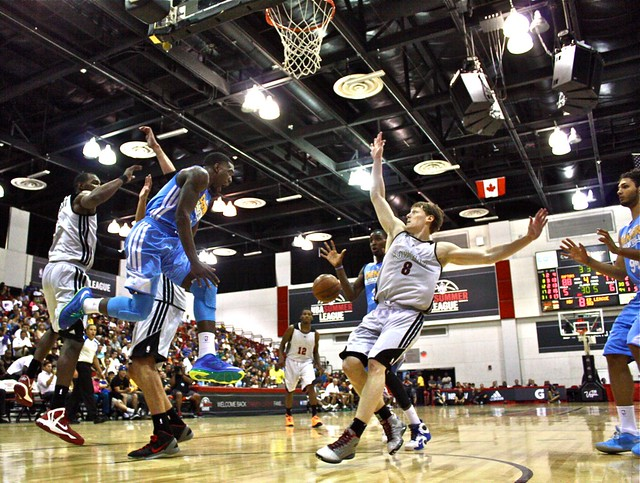 Darius Johnson Odom - 2013 NBA Summer League