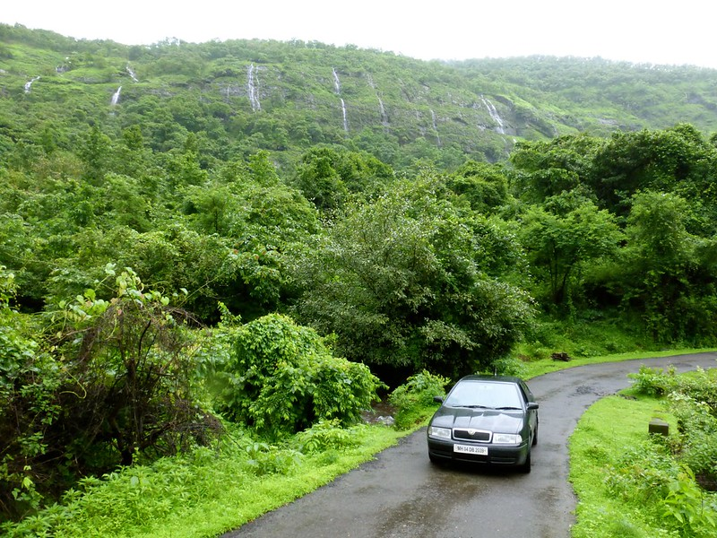 Kangorigad / Mangalgad Trek - Driving to Pimpalwadi