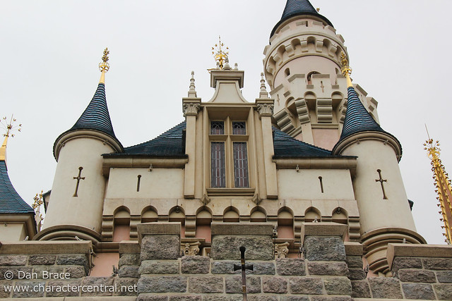 Their Castle needs a refurb...
