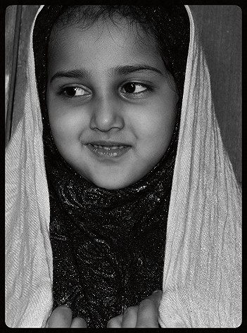 Marziya My Sister shot by Nerjis Asif Shakir 20 month old by firoze shakir photographerno1